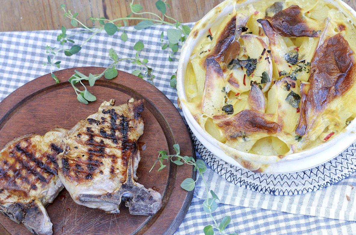 koteletter-med-bakte-potetbater