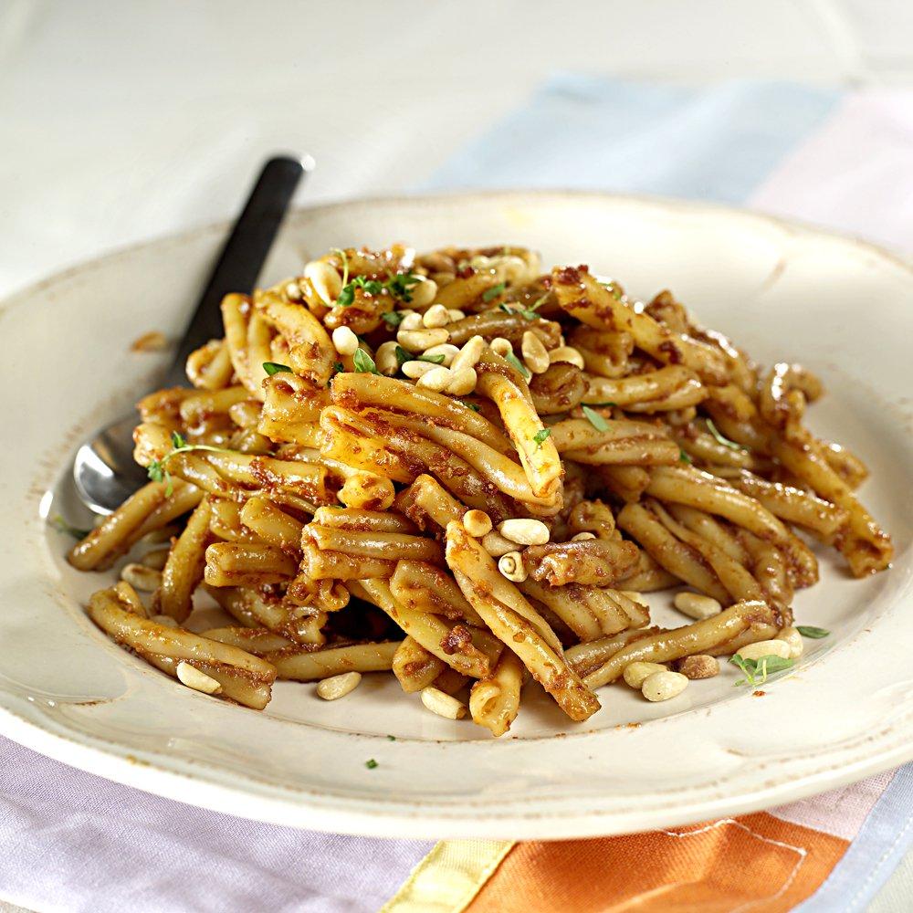 pasta-med-pesto