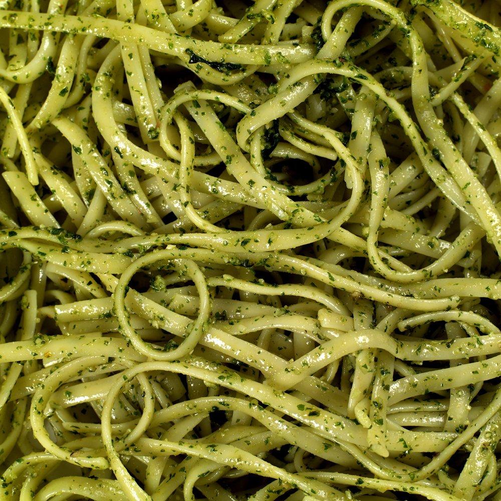pasta-med-basilikumpesto