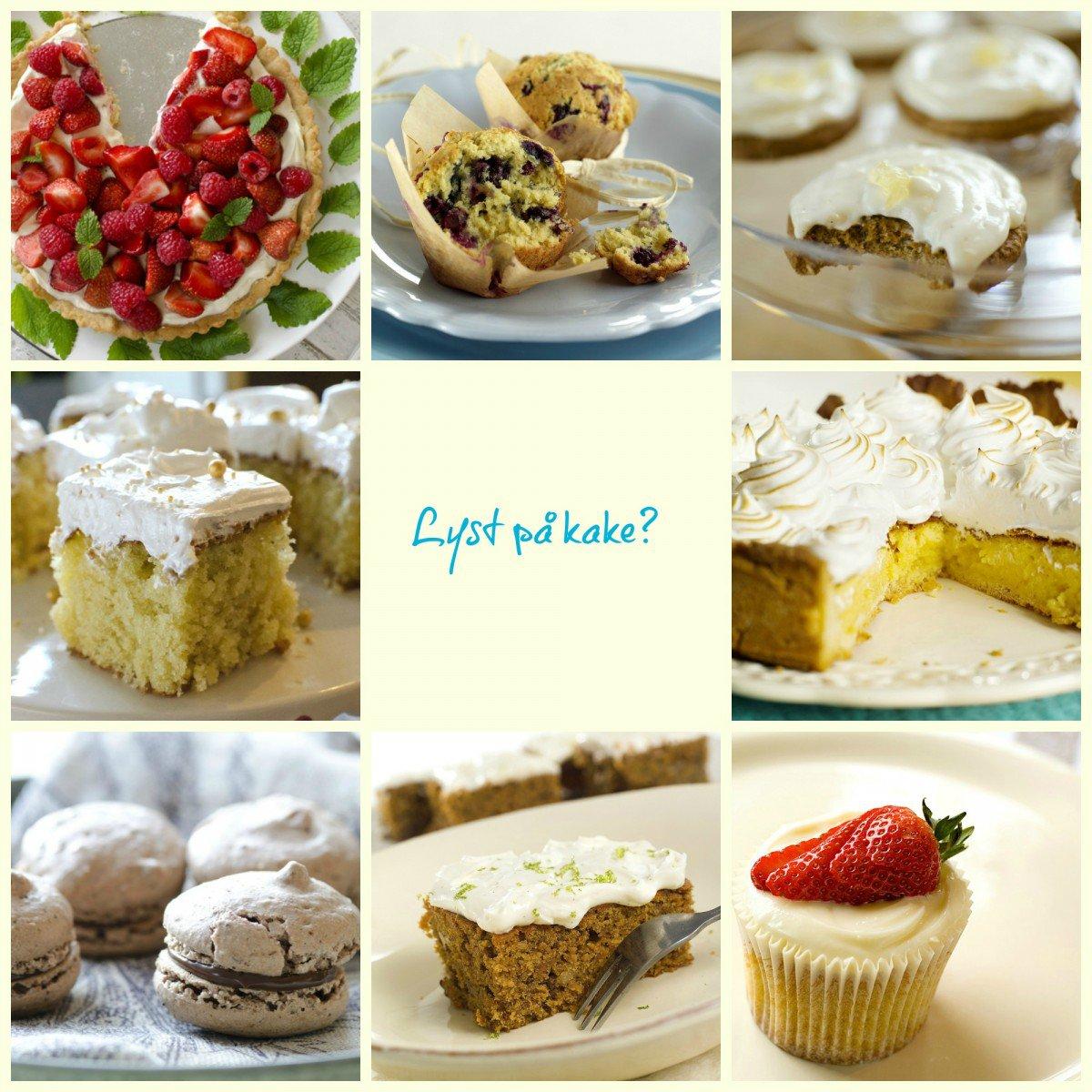 Kaker, kaker, kaker!