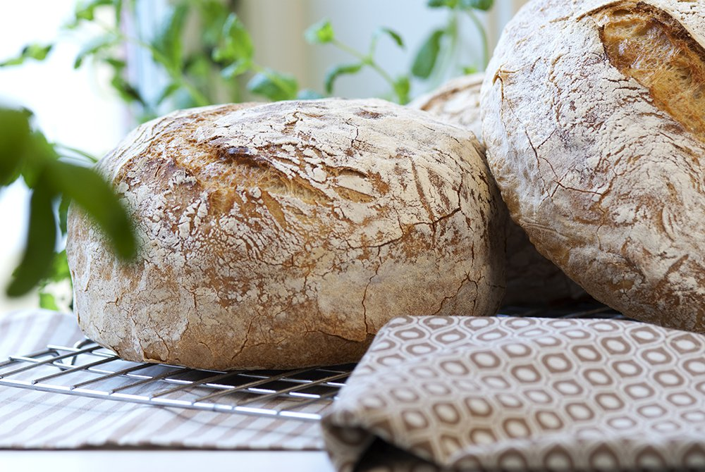 Supergodt eltefritt brød