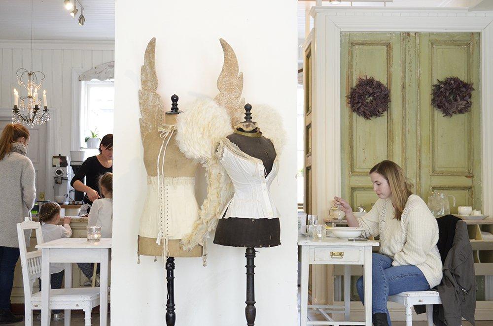 Pollys Tearoom i Halden!
