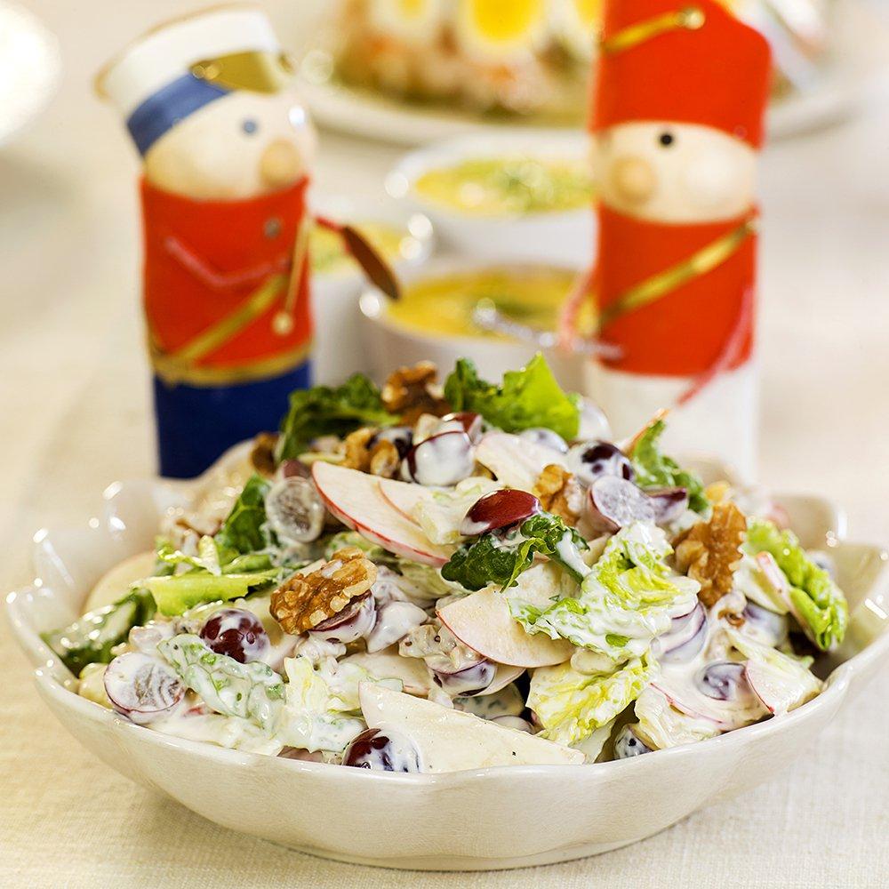 Den beste waldorfsalaten!