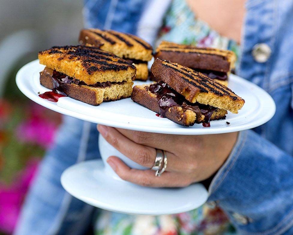 Sjokoladesandwich