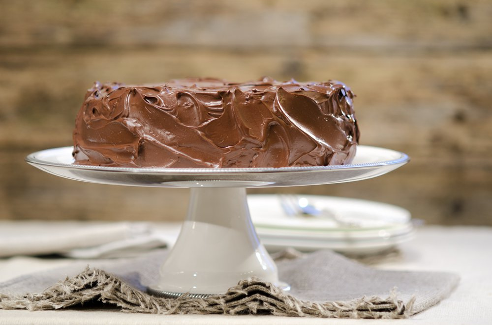 Juhuu! I dag er det verdens sjokoladekakedag!
