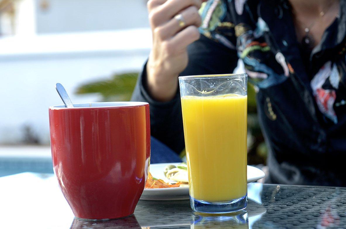 Den beste juicen