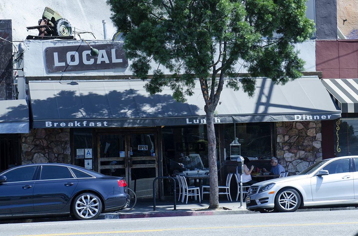 Local in LA