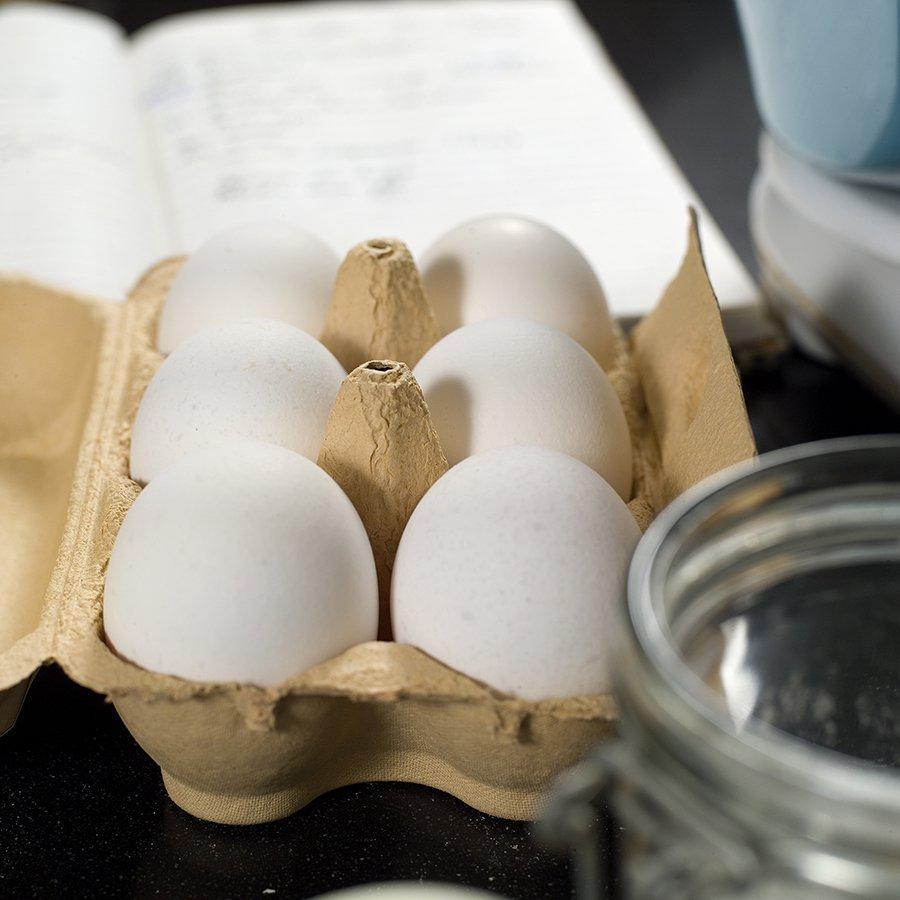 egg til sukkerbrød