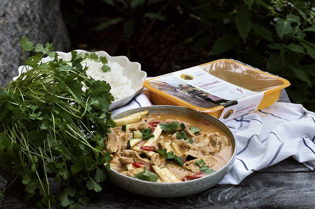kylling med thaismaker