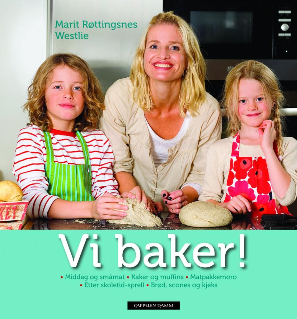 Vi baker! 2. opplag 2