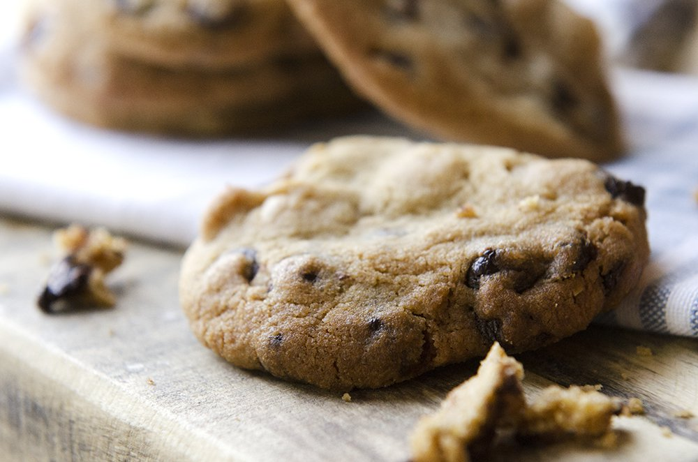f5a3775f2 Chocolate chip cookies
