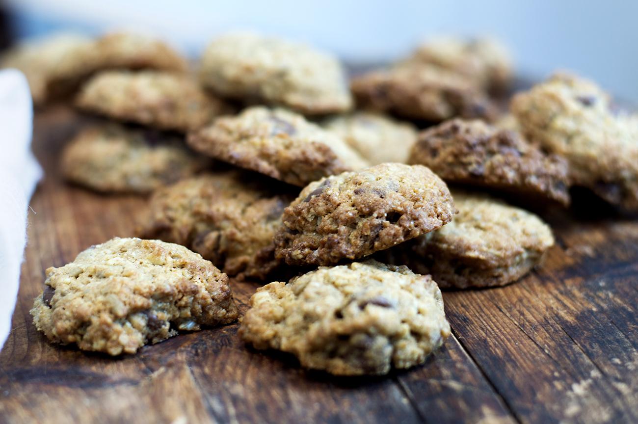 cookies-med-grovt-mel-og-havregryn