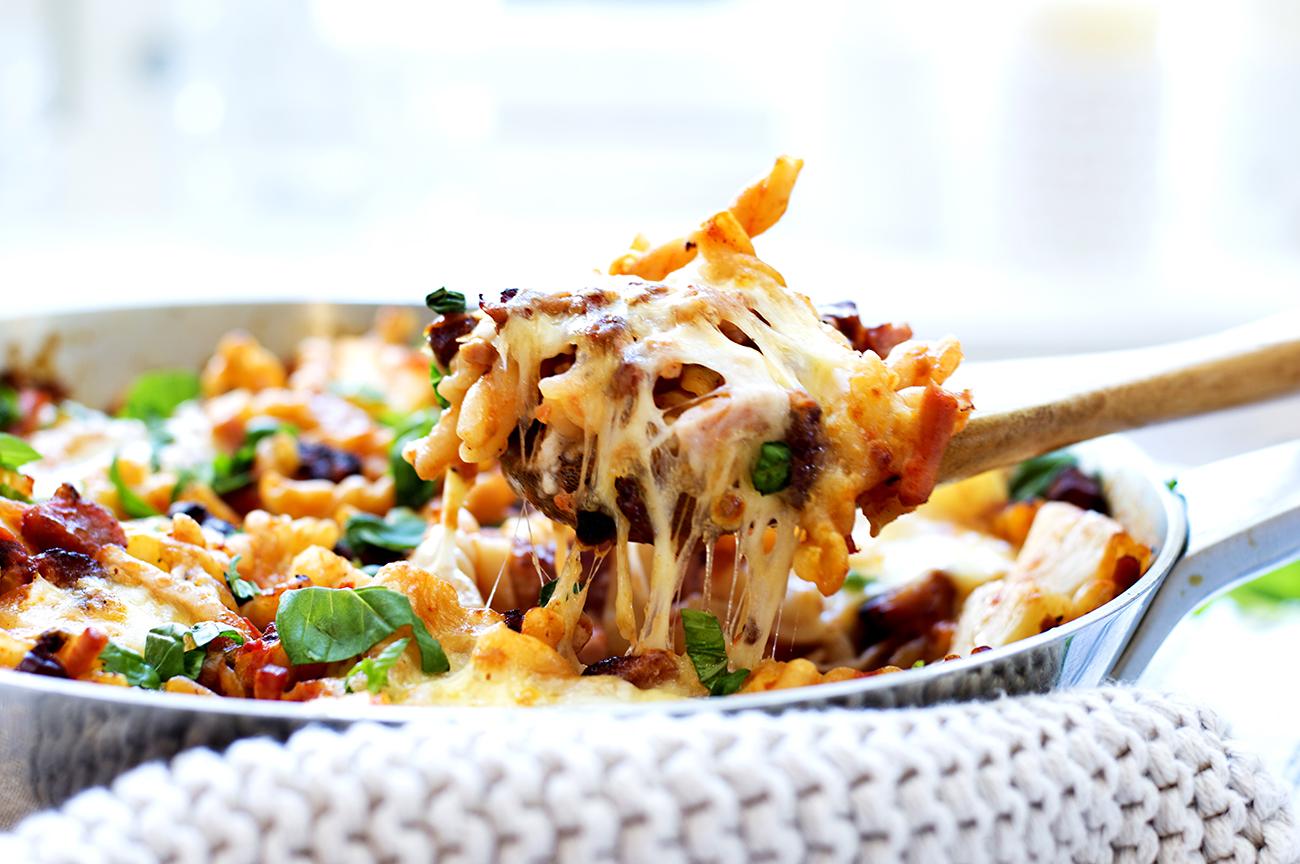 lette middager å lage
