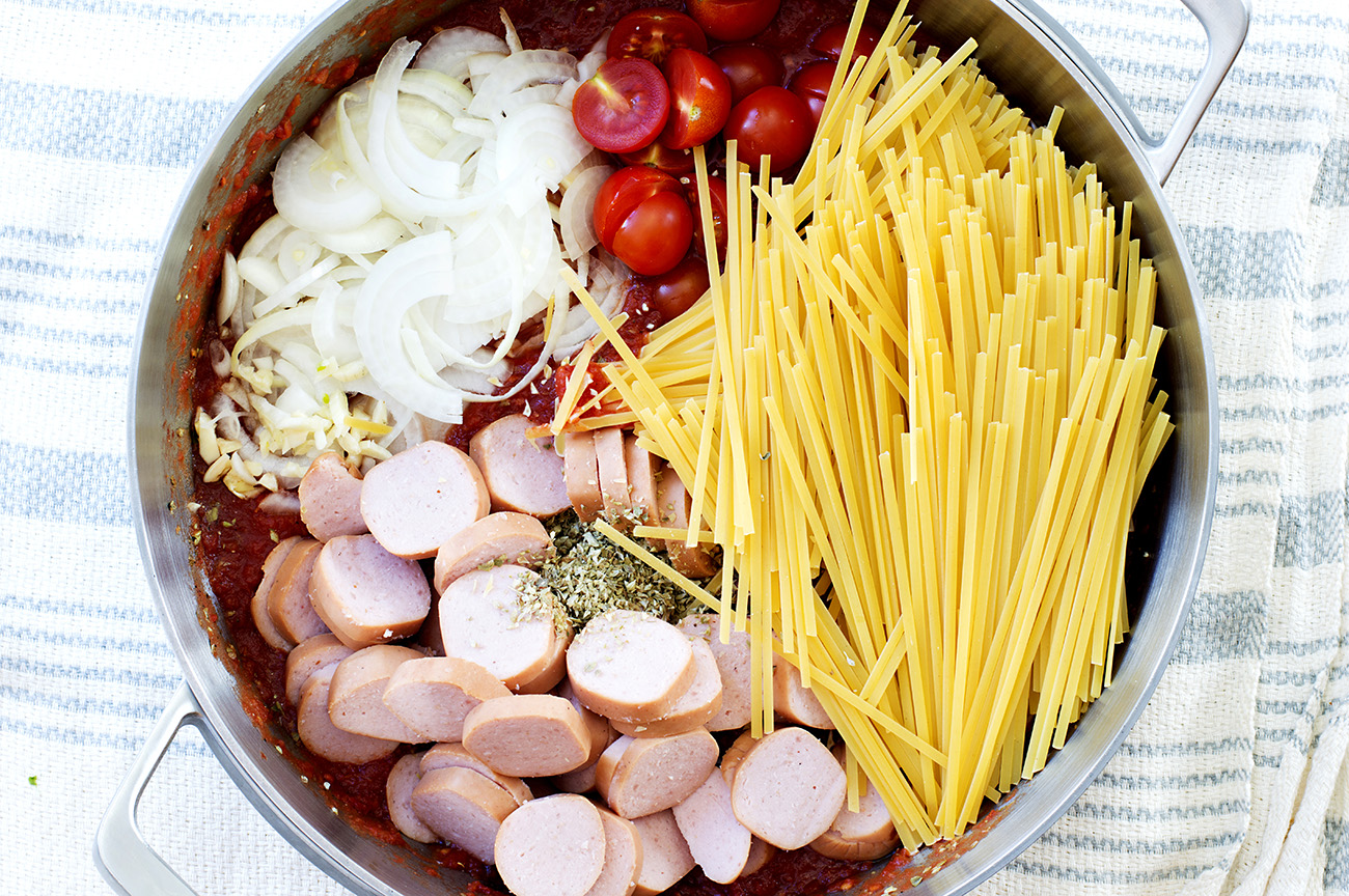 polse-og-pastagryte-one-pot