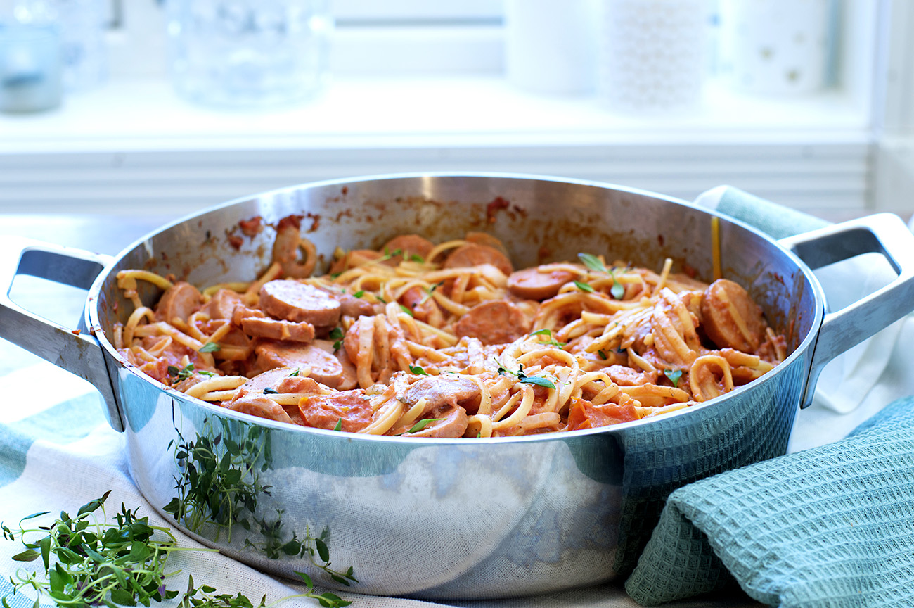 polse-og-pastagryte-one-pot-3