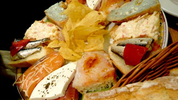 Deilig mat i Madrid