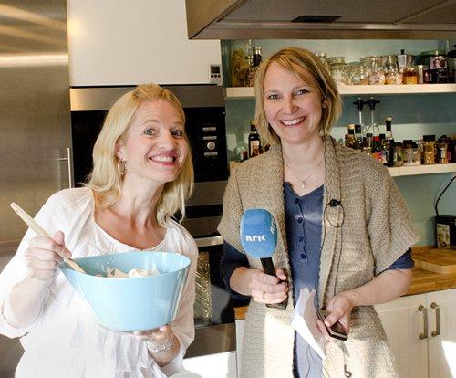 Besøk fra NRK Østfold