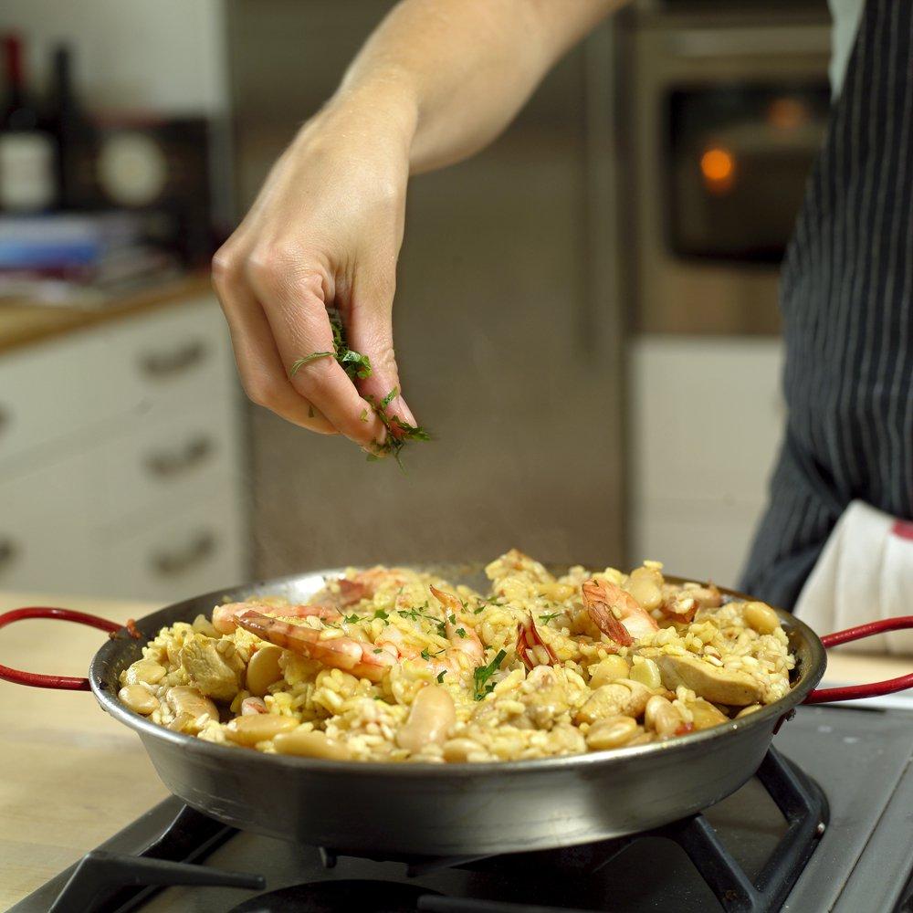 Deilig spansk paella