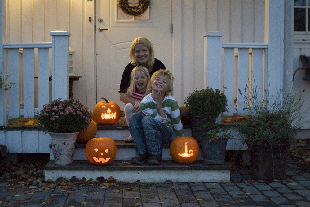Gjør deg klar for halloween!