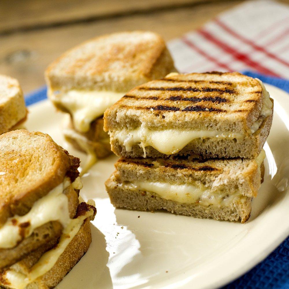Perfekte ostesmørbrød