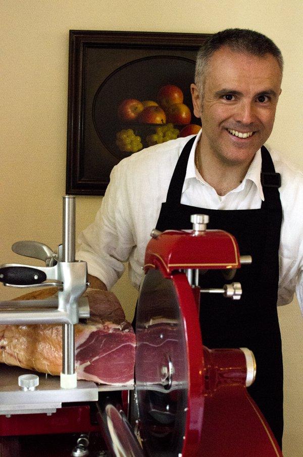 Italienske spesialiteter