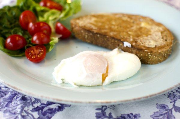 Så enkelt er det å posjere egg