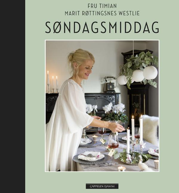 Søndagmiddag - ny bok kommer snart!