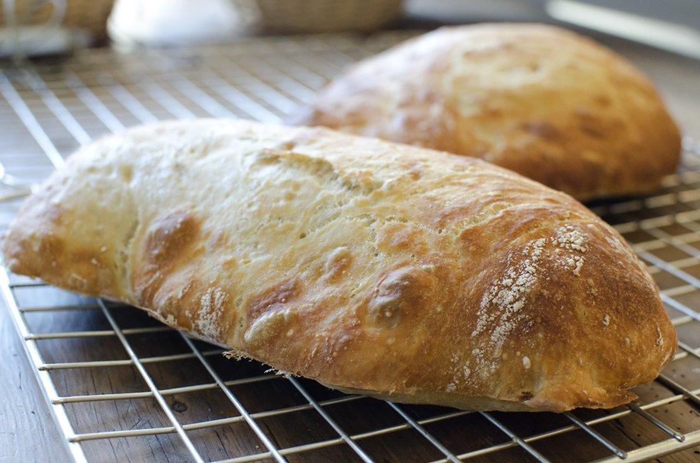 Brødbaking til lanseringsfest