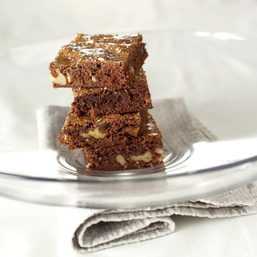Sjokoladedyppet brownie