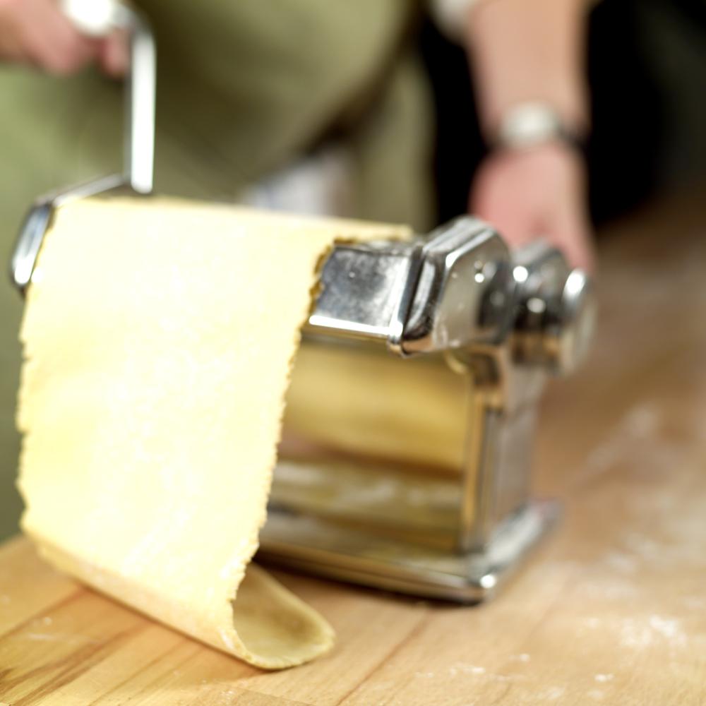 Sånn lager du din egen pasta