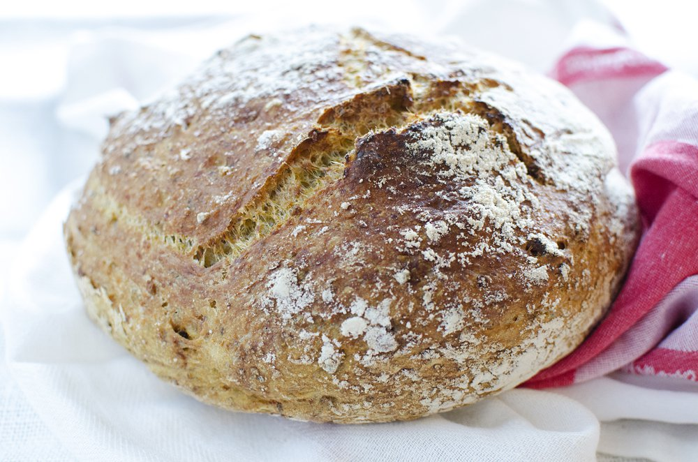 Eltefritt gulrotbrød