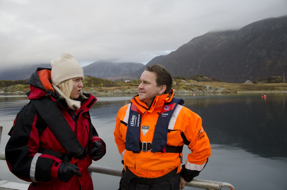 Sjømat i Tromsø
