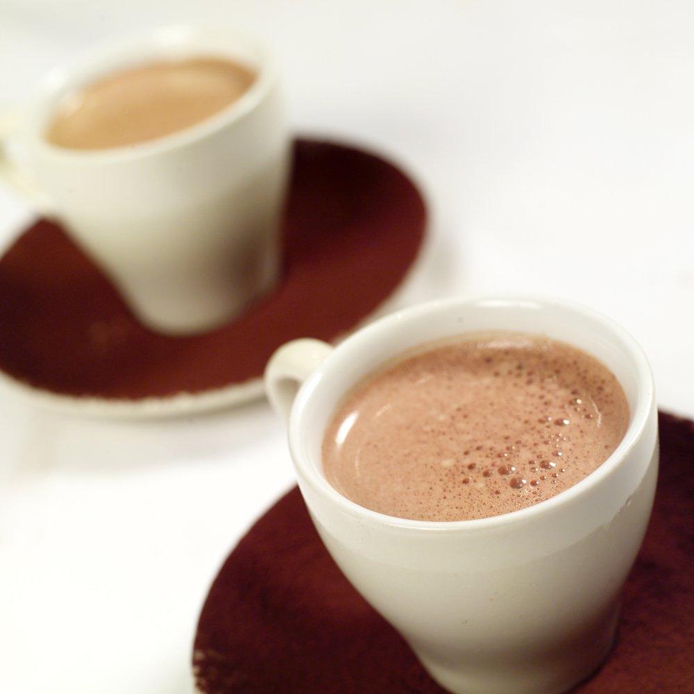 Varm sjokolade for voksne