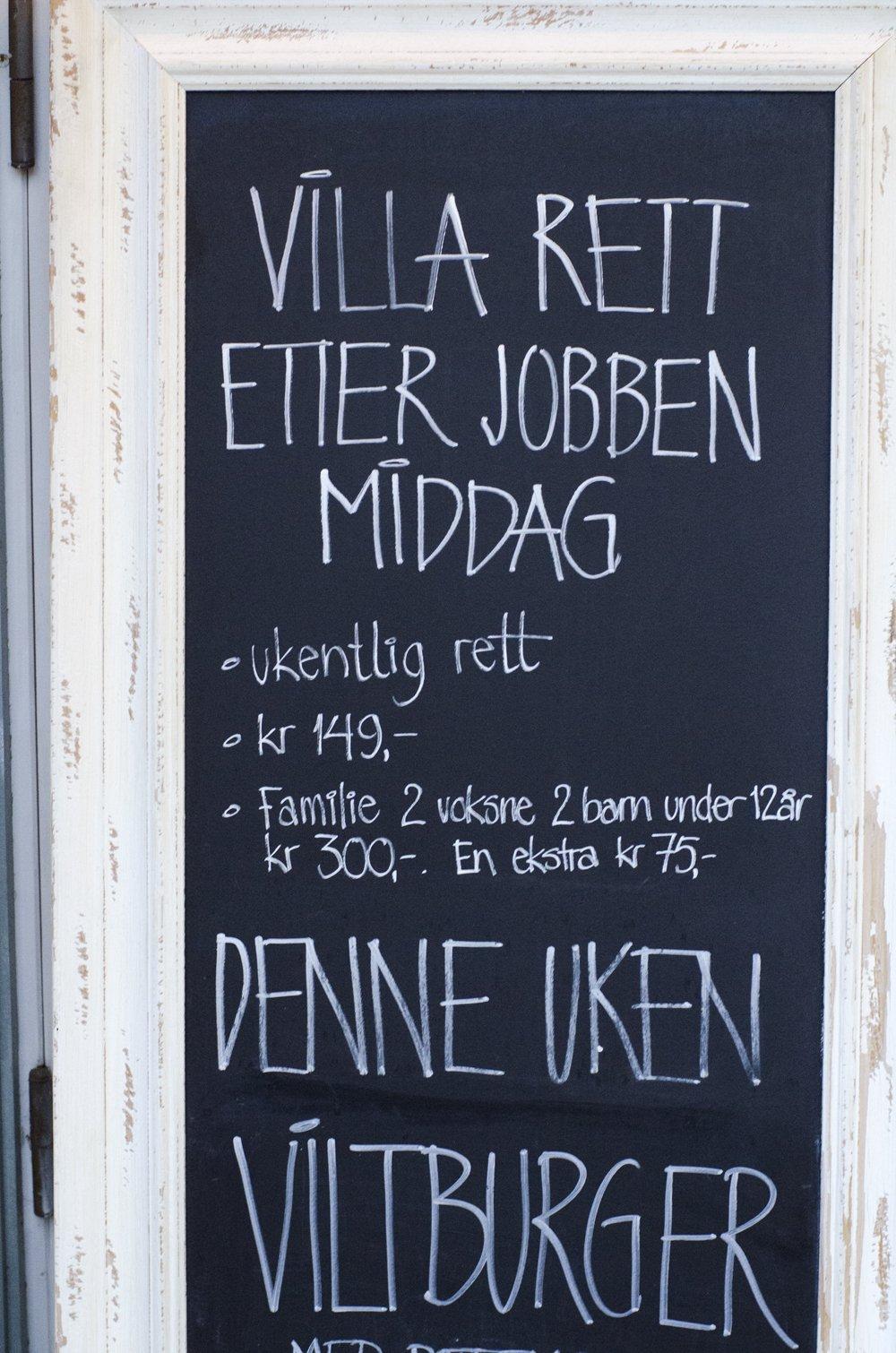 Lykke i Østfold - Villa Mat og Mer!