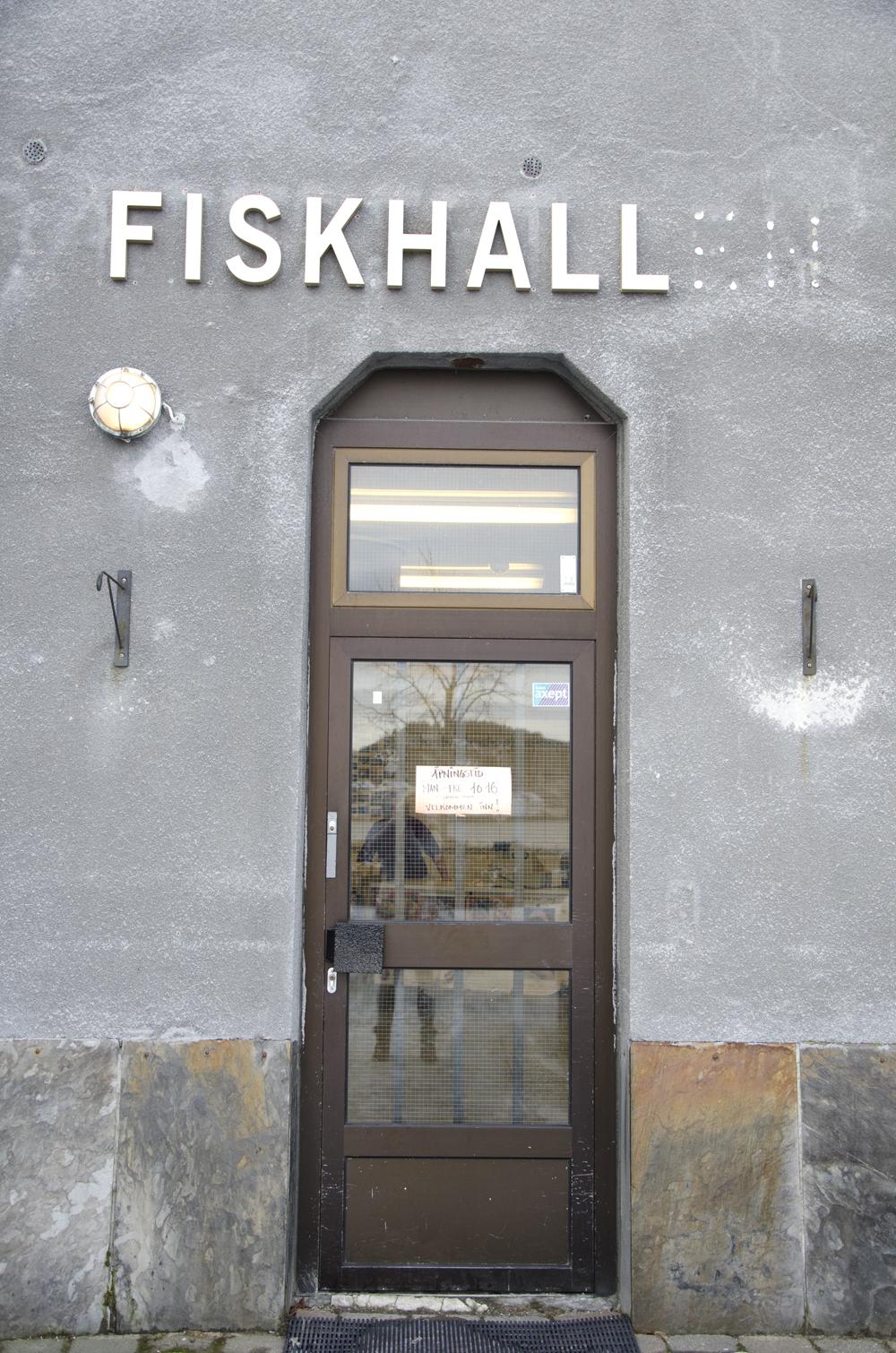 En formiddag i Kristiansund