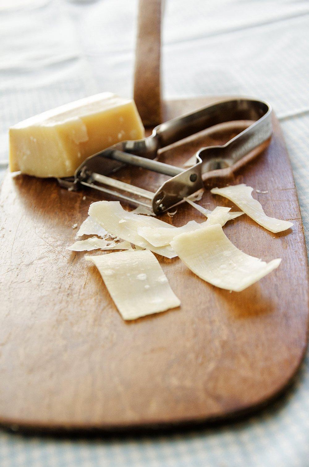 Linsesuppe med parmesan