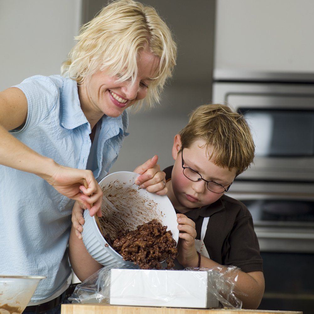 Sjokoladekake uten steking