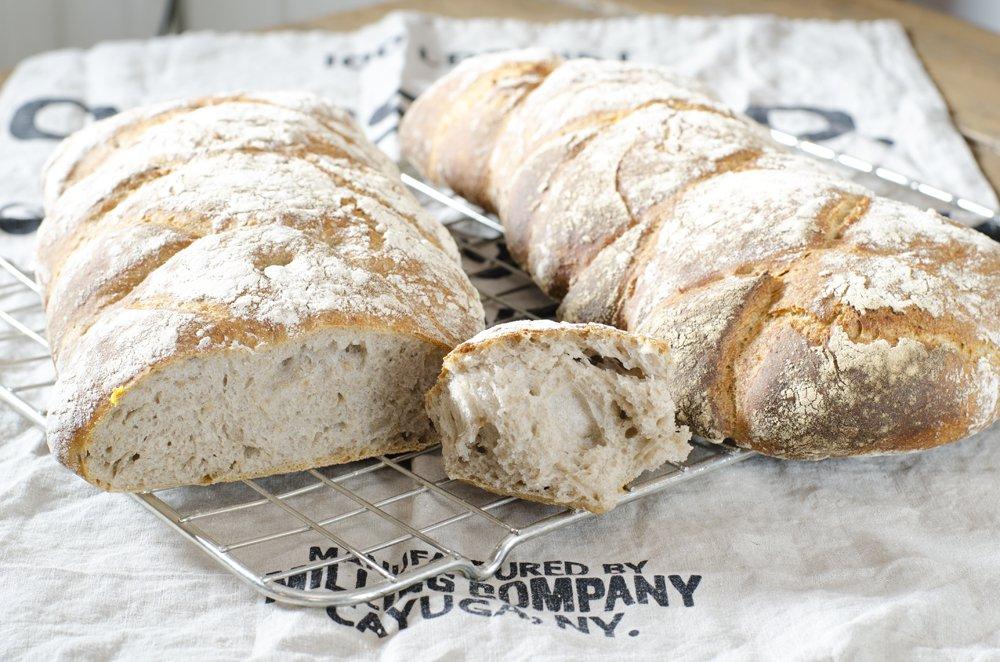 Knallgodt brød - vivarais