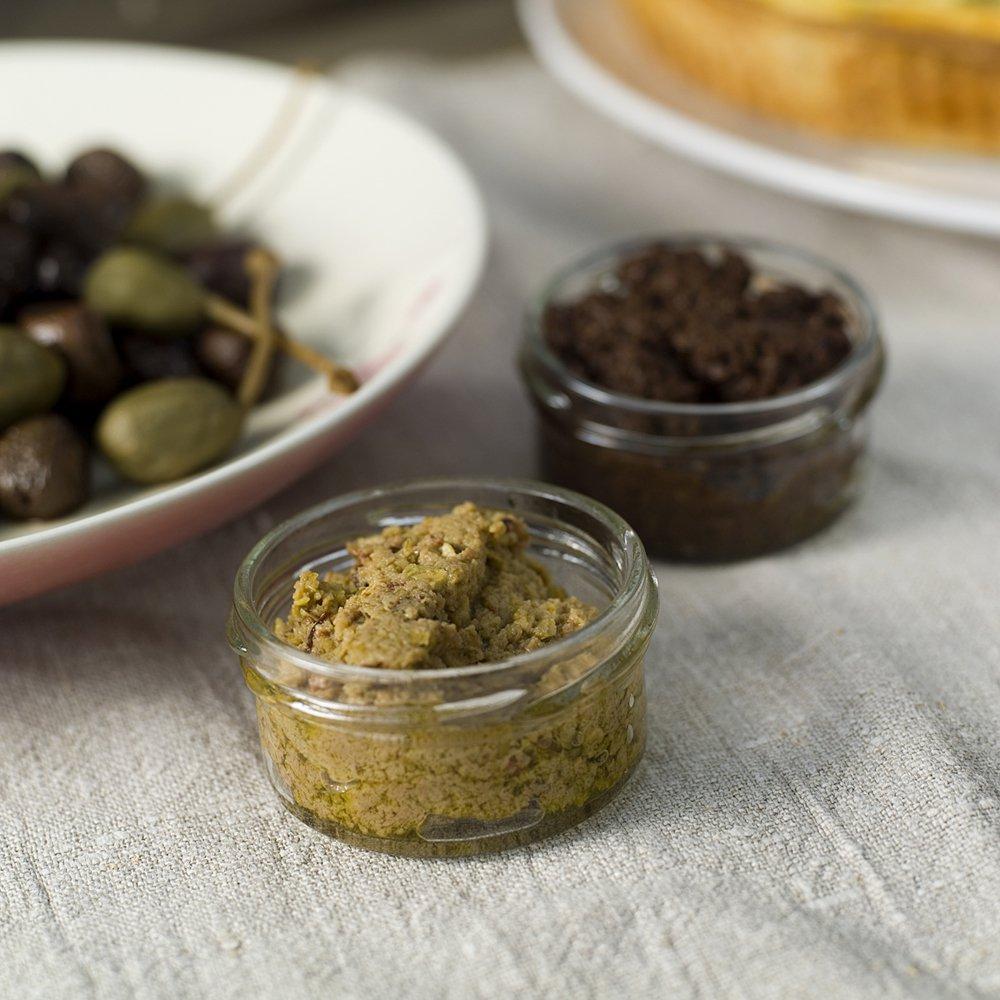 Oliventapenade
