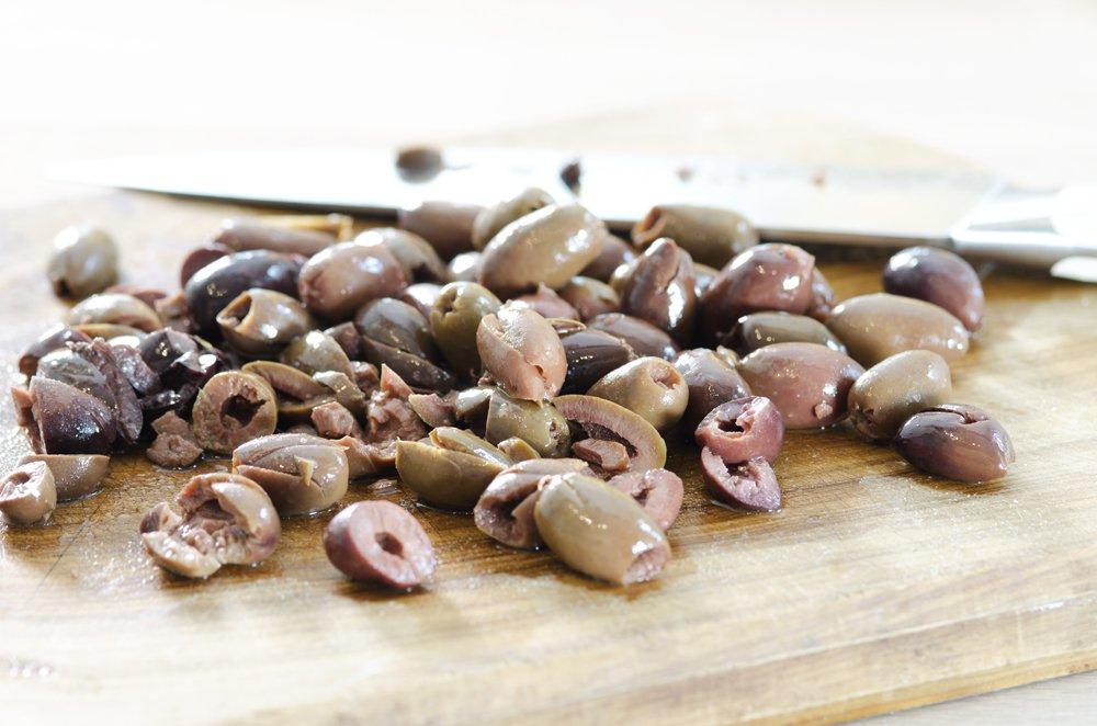 Supergodt olivenbrød