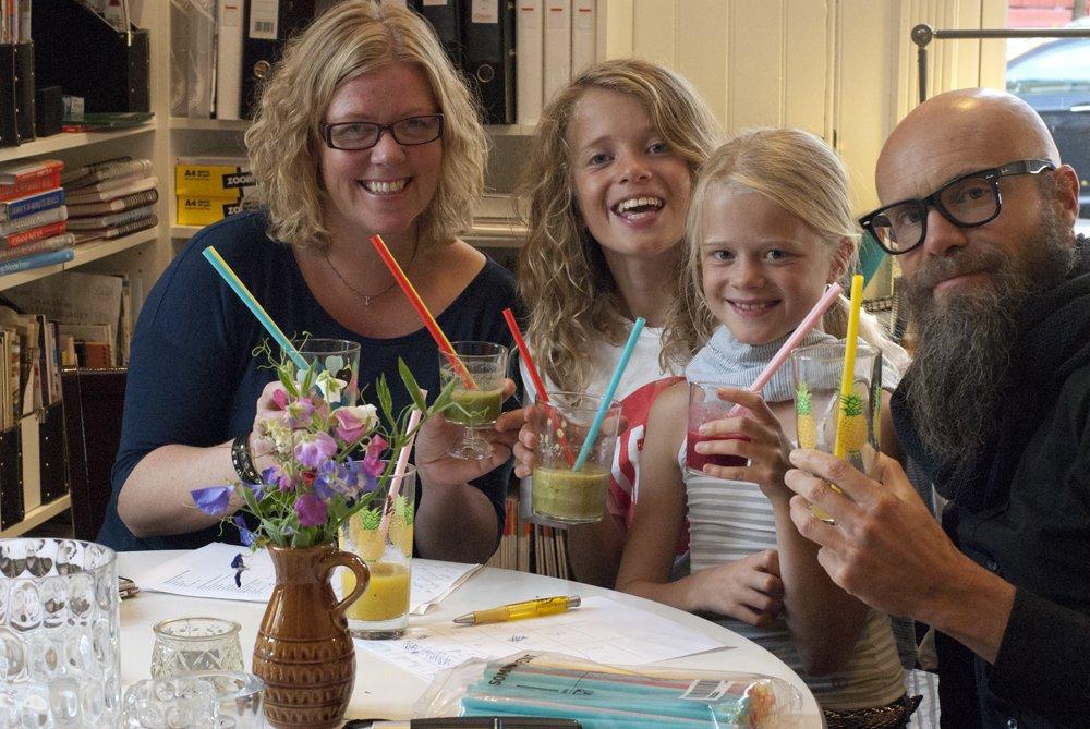 Vinneren av juicekonkurransen er kåret!