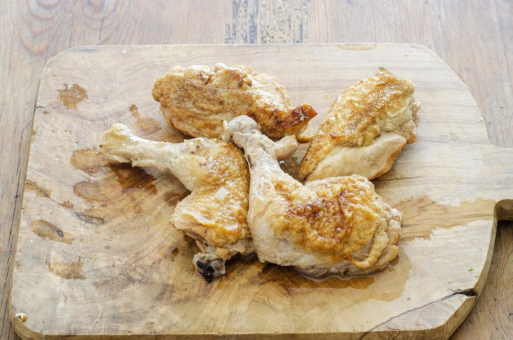 Den beste kyllingburgeren!