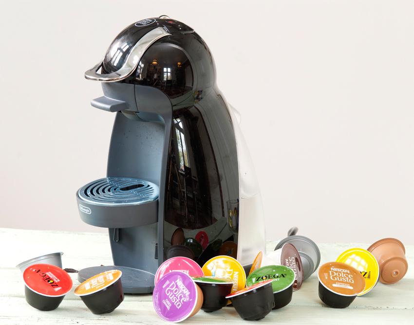 Nå kan du vinne flott kaffemaskin!