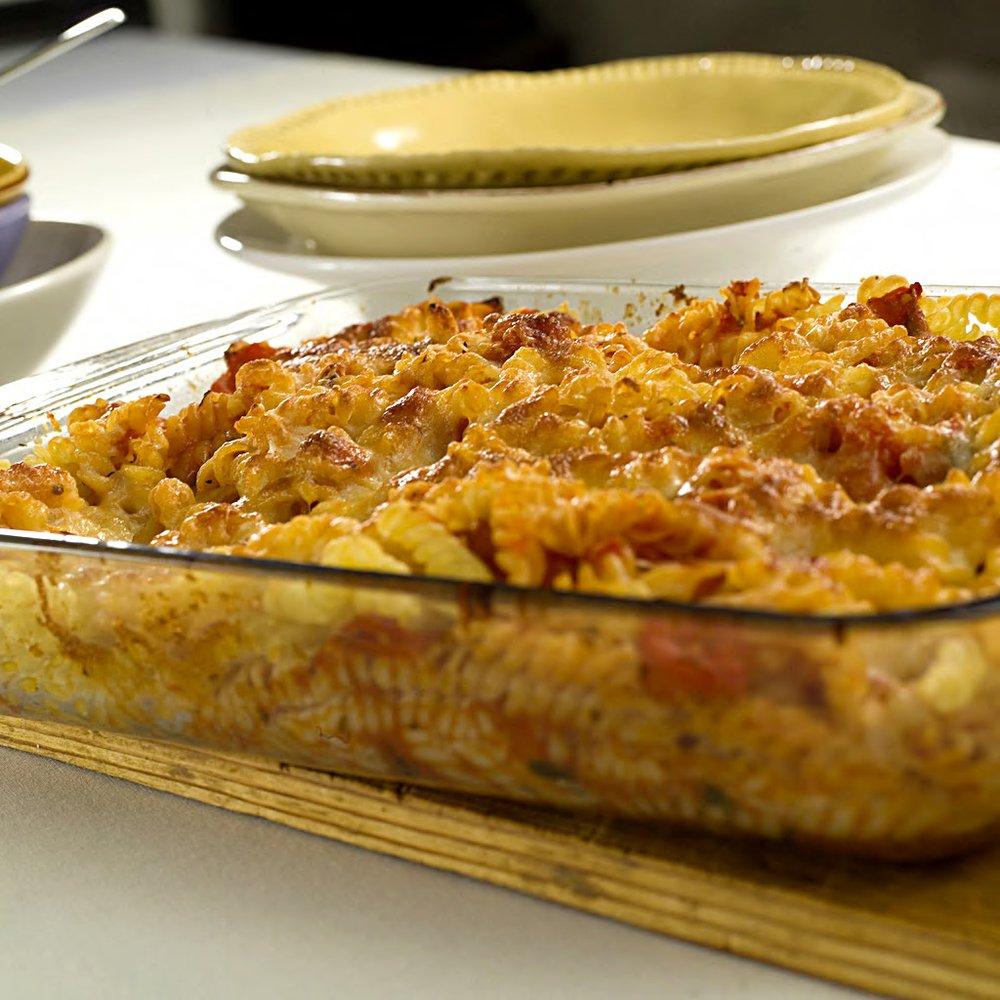 Lettvint lasagne