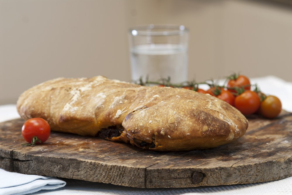 Eltefritt tomatbrød
