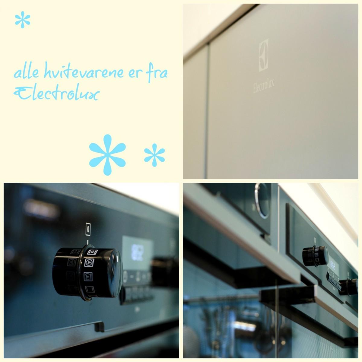 Nytt stort samarbeid med Electrolux