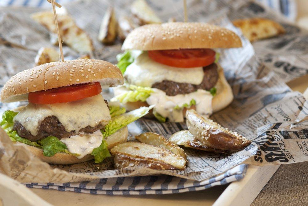 Den aller beste hamburgeren!