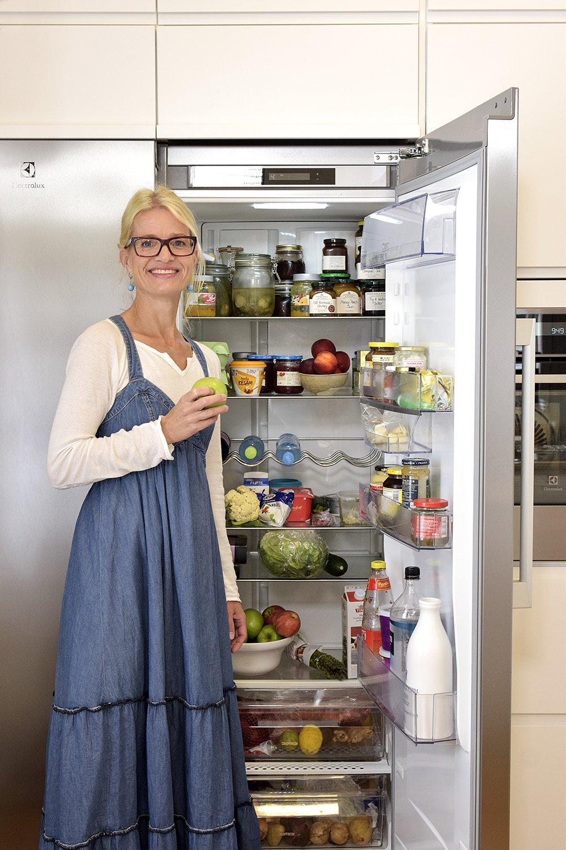 Hva har du i kjøleskapet ditt?