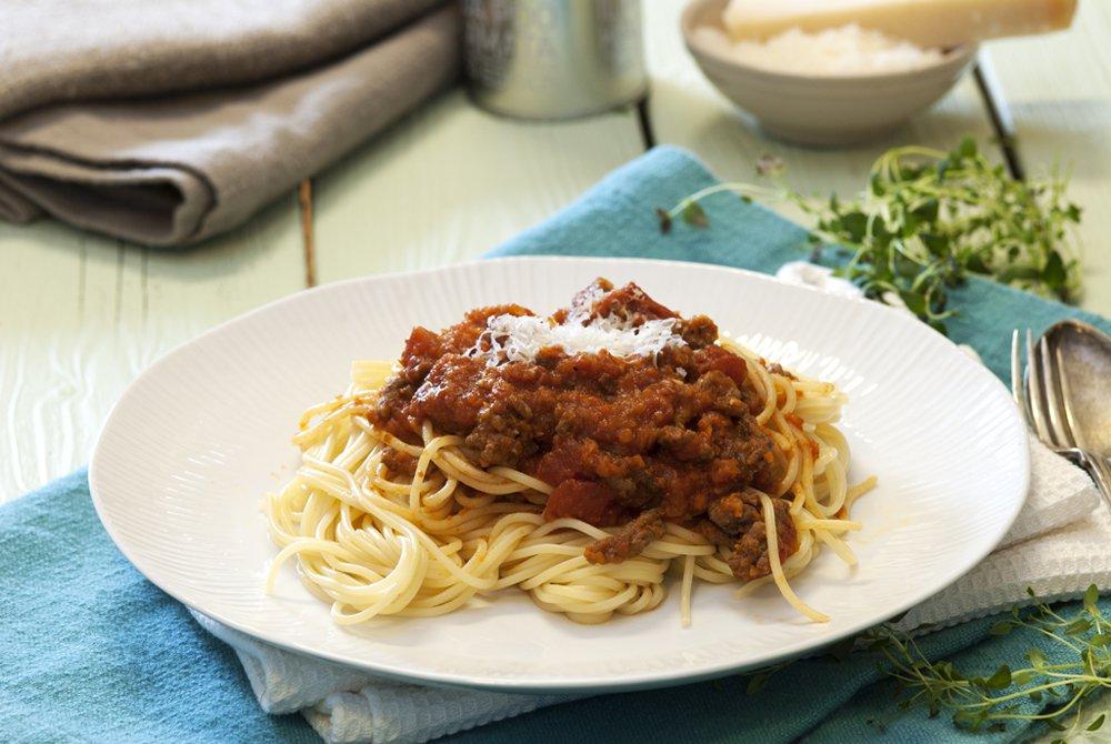 spagetti bolognese 2
