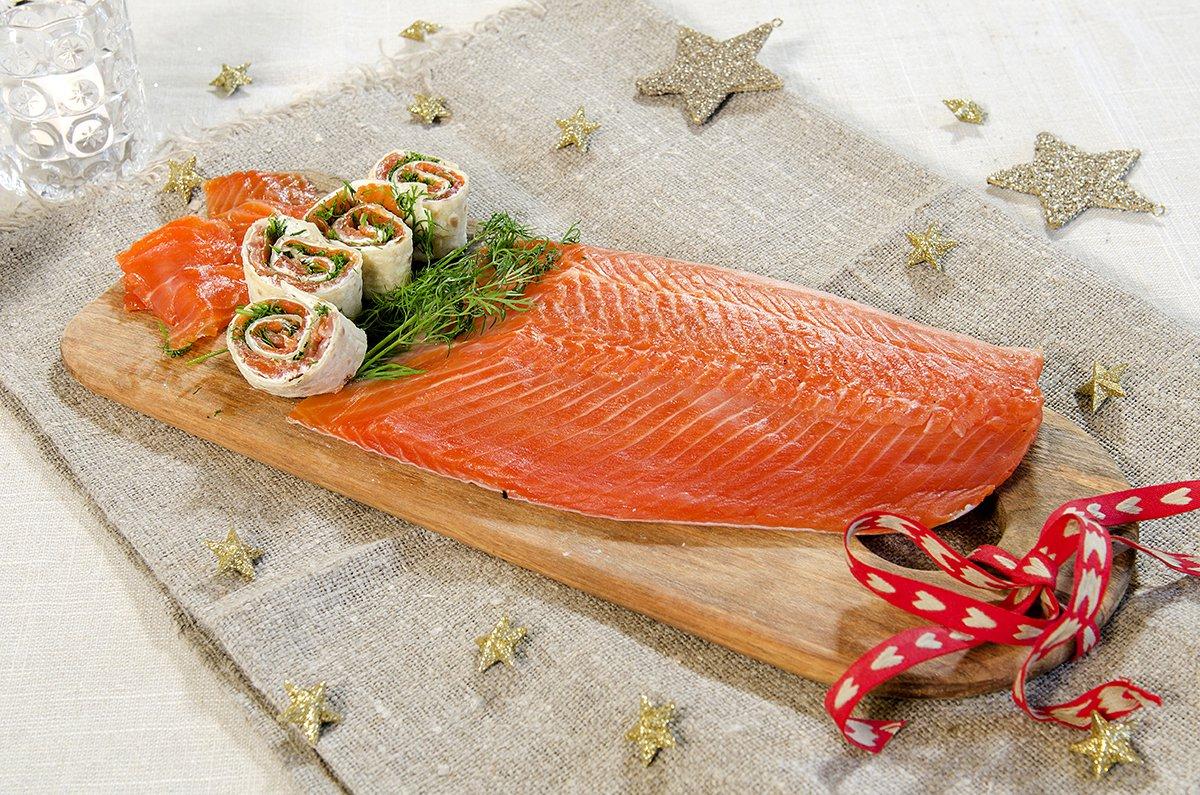 Grav din egen fisk!